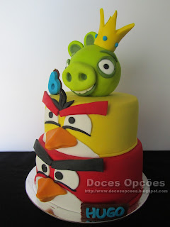 cake Angry Birds