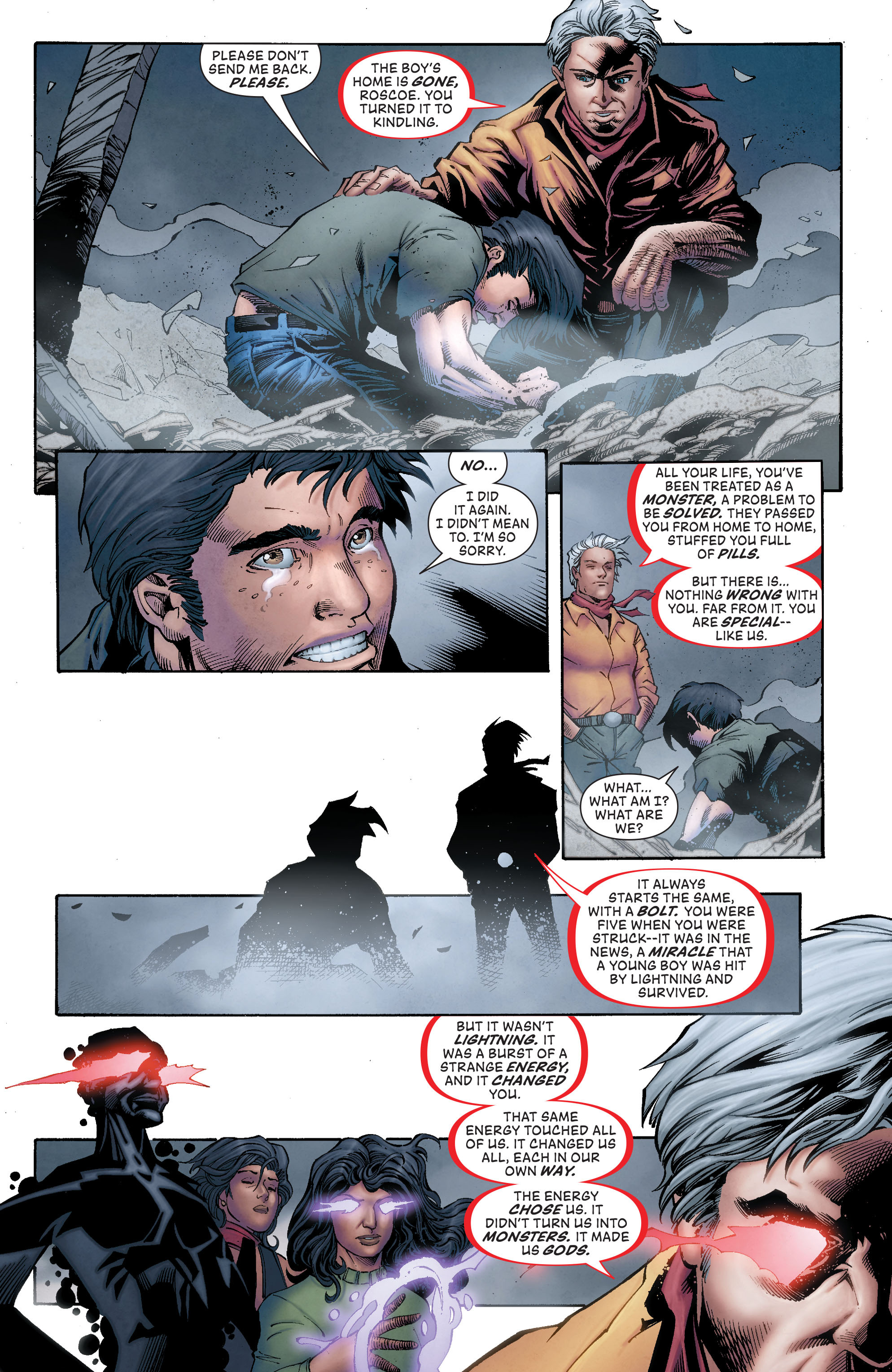 Read online The Flash (2011) comic -  Issue # Annual 4 - 24
