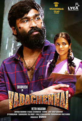 Vada Chennai 2018 Dual Audio 720p UNCUT HDRip Download x264