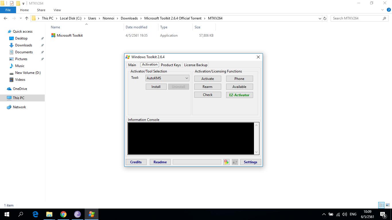 microsoft toolkit 2.6.4 final