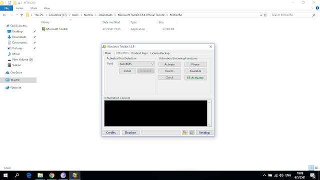 Microsoft Toolkit 2.6