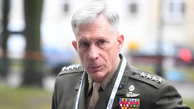 Comandante de EEUU: fuerzas rusas están en el suelo libio
