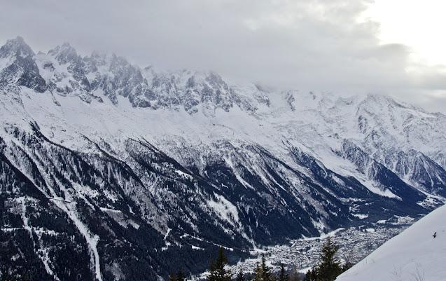 Chamonix-Flégère Alpii Francezi