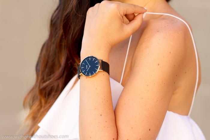 minimalistic watches fashion bloggers favourite