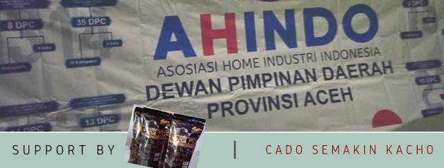 Pengurus AHINDO DPD Aceh Akan Dilantik 16 Oktober 2018 di Lhokseumawe