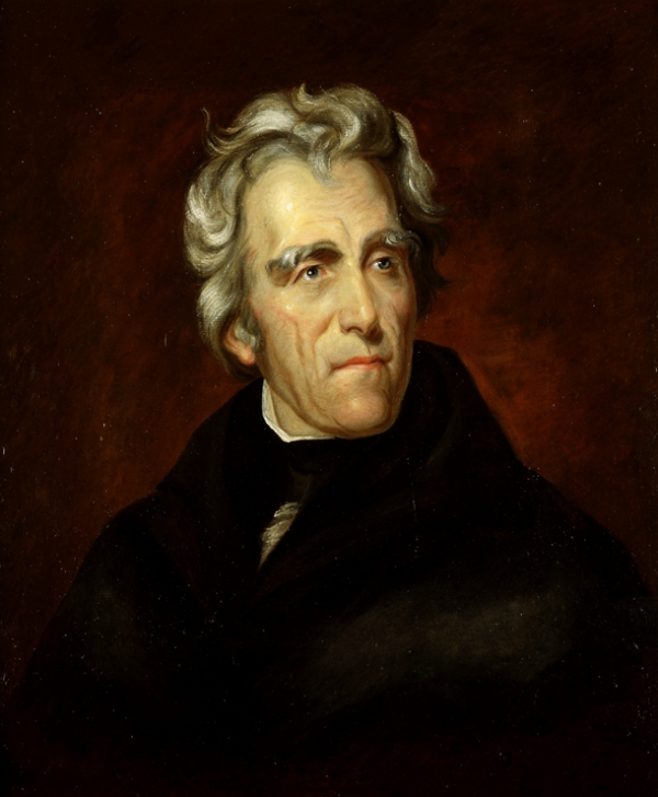 Old Hickory Painting