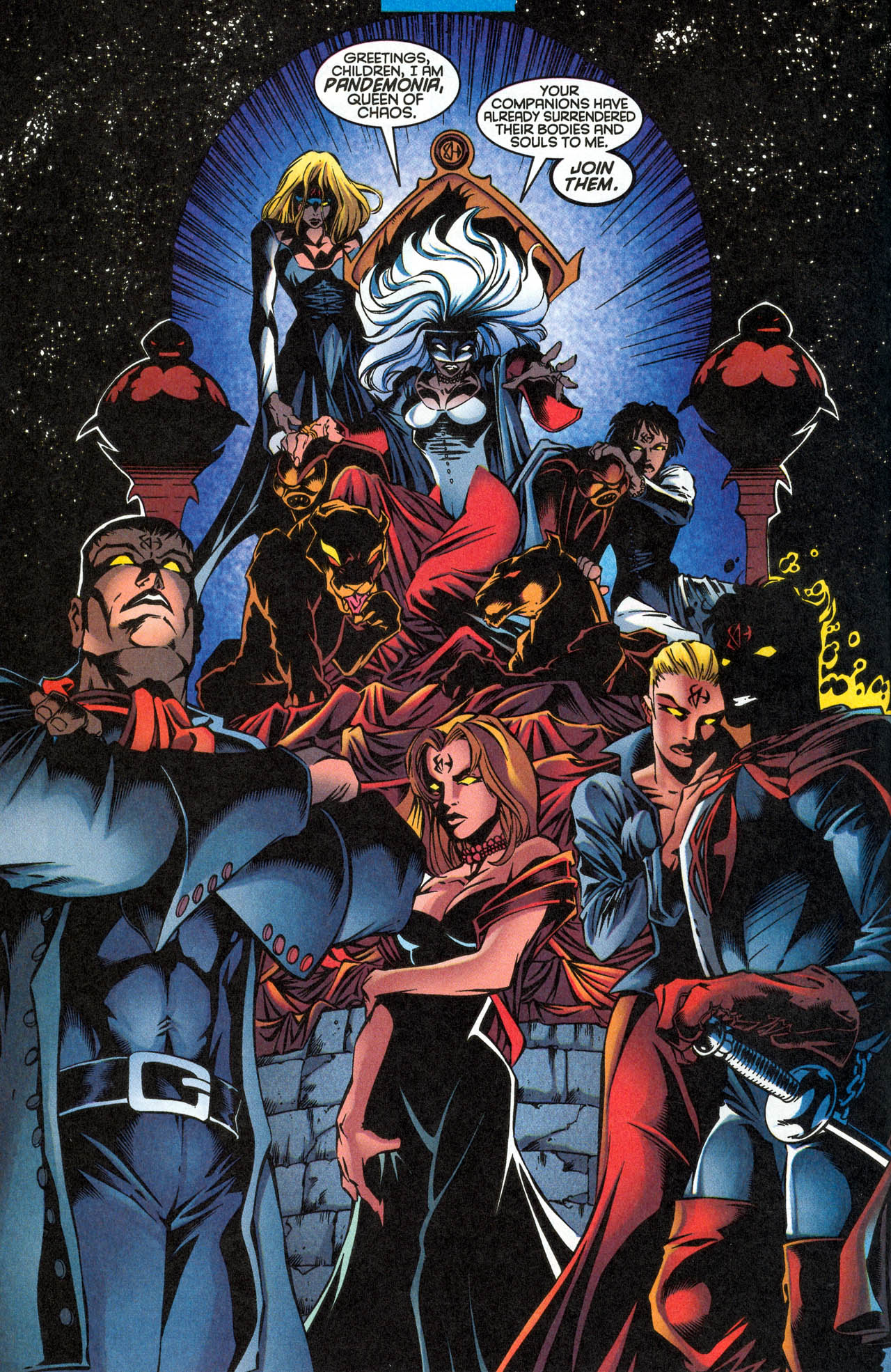 Read online X-Force (1991) comic -  Issue #85 - 19