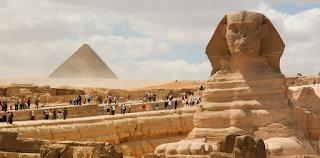 visitar egipto para luna de miel
