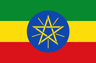 Etiopia (Republik Demokratis Federal Etiopia) || Ibukota: Addis Ababa