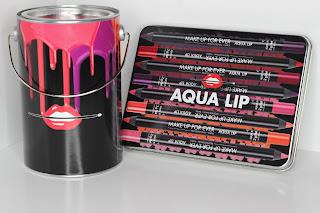 Aqua Lip Pencils