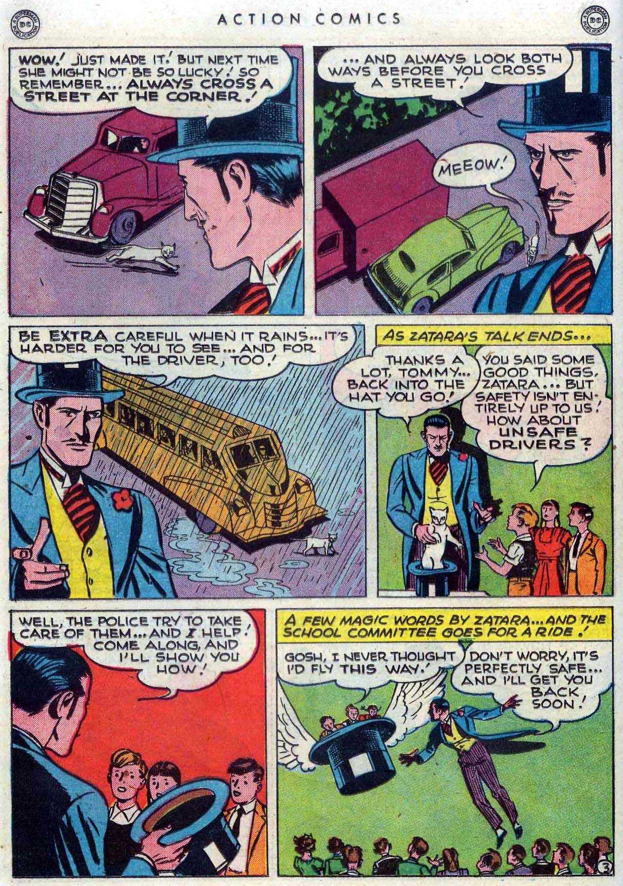 Read online Action Comics (1938) comic -  Issue #110 - 20