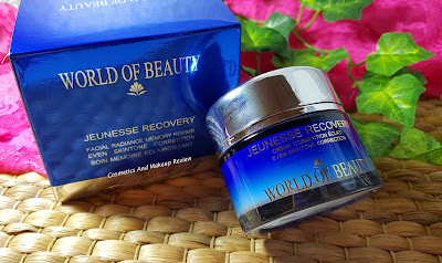 World Of Beauty – Jeunesse Recovery Cream