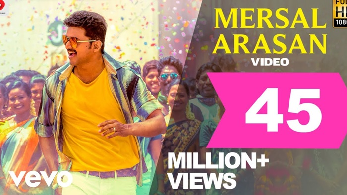 Mersal Arasan Video Song Download Mersal  2017 Tamil