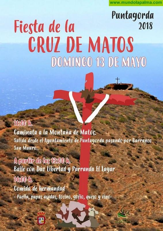 Fiesta de la Cruz de Matos de Puntagorda 2018