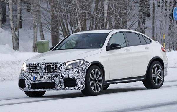 2018 Mercedes AMG GLC63 Coupe Review, Specs, Price and Release Date