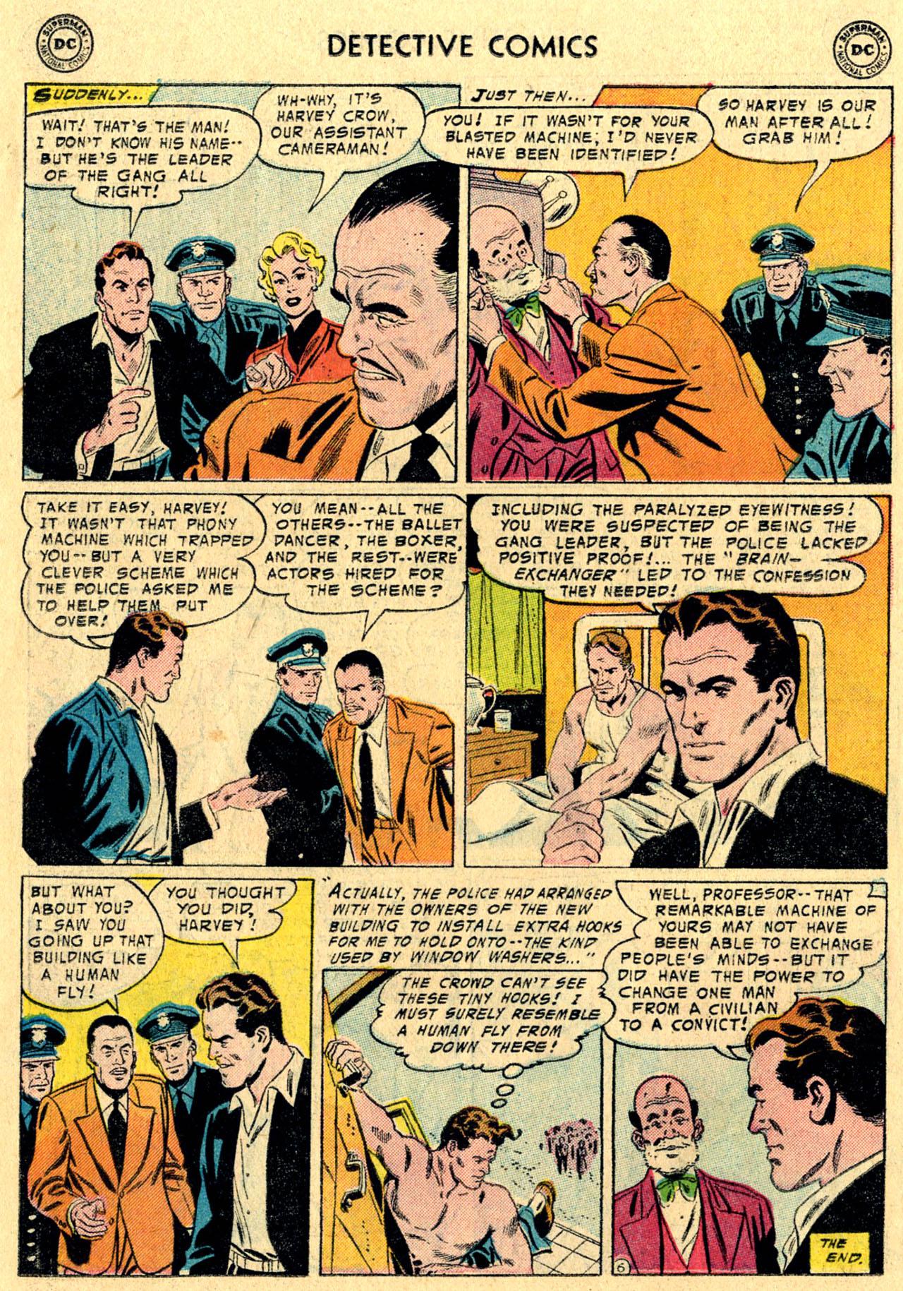 Detective Comics (1937) 231 Page 21
