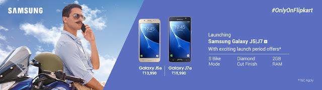 Samsung J5 & J7 2016 Edition with S Bike Mode