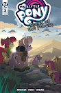 MLP Spirit of the Forest #3 Comic Cover B Variant