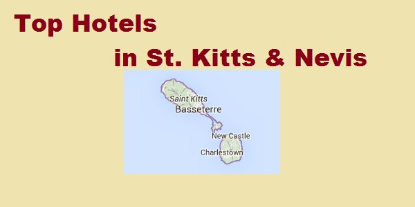 Top Hotels in Saint Kitts and Nevis