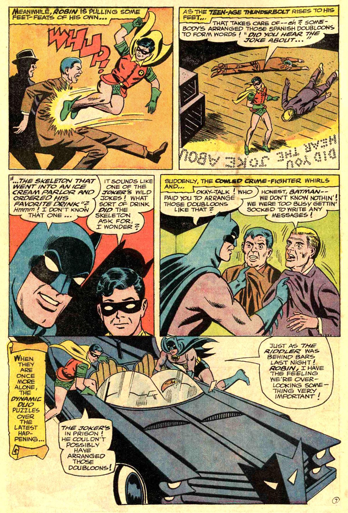 Detective Comics (1937) 364 Page 9