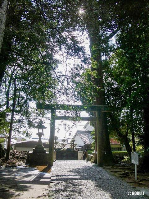 三重県熊野市「産田神社」