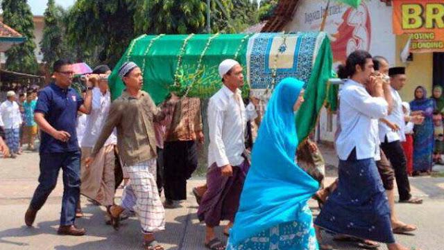 Innalillahi, Pasangan Suami Istri Dibunuh Usai Shalat, Pelakunya Ternyata Mantan Sopir