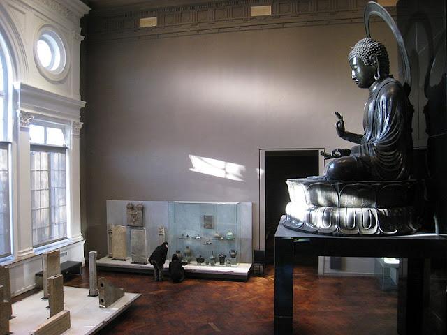 sztuka azjatycka w Paryżu