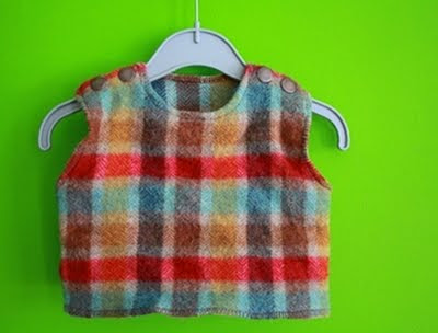 Small Dreamfactory Free Sewing Tutorial And Pattern Infant Vest