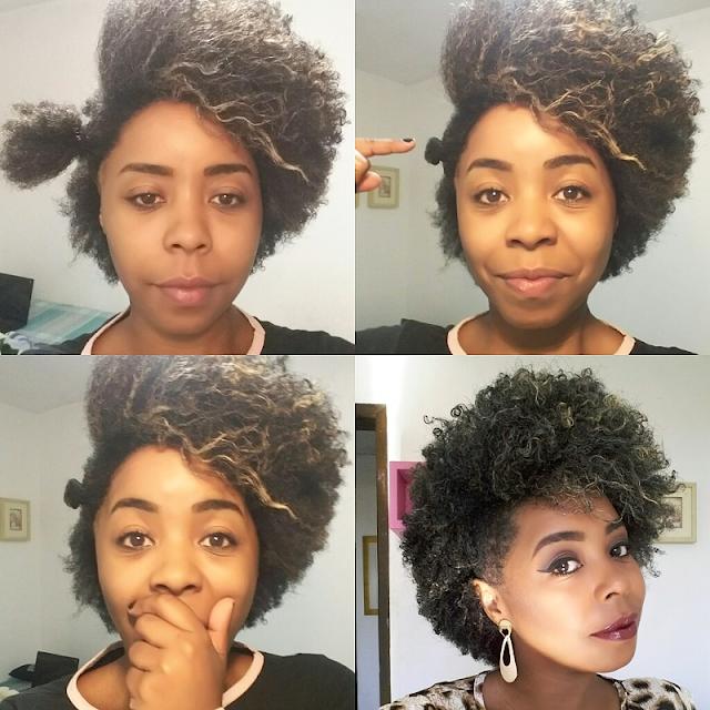 sidecut cabelo crespo