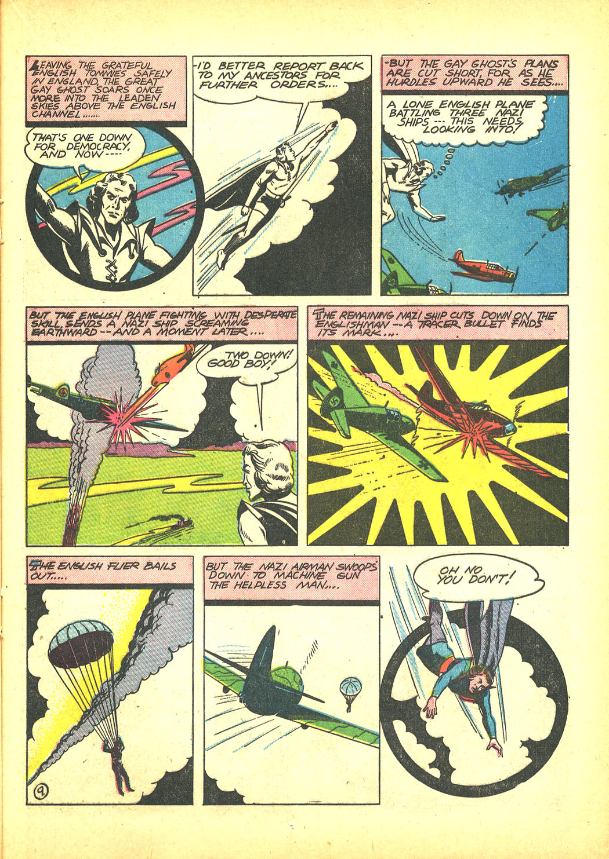 Read online Sensation (Mystery) Comics comic -  Issue #4 - 41