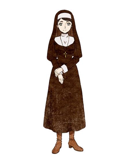 Miyu Kubota como Hermana Lily