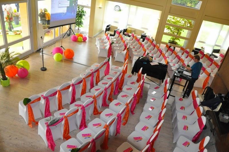 Plusieurs salles de conférence, confortable et privatisée