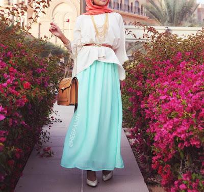 Hijab Fashionista Style