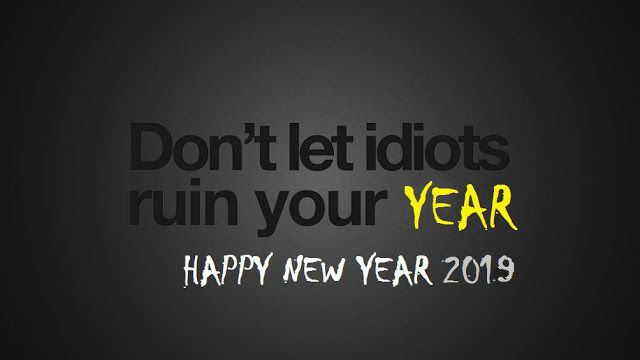 Happy New Year 2019 Images Quotes Wishes