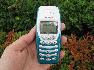 Nokia 3410 Jadul Seken Mulus Kolektor Item
