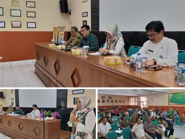 Disdik Kota Bandung Adakan FGD dan Uji Publik Raperwal PPDB SD dan SMP Tahun 2019