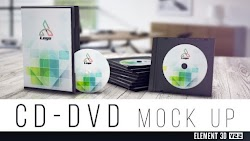 CD-DVD Mock Up - After Effects Templates | Motionarray 210967 - Free download