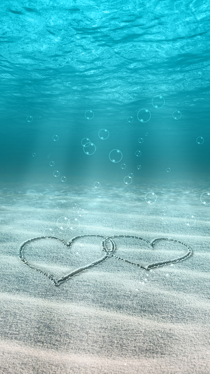 Love Underwater Wallpaper Samsung Galaxy J7 | Free Wallpaper Phone