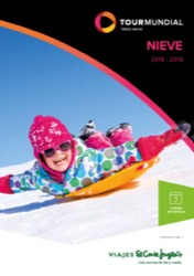 Catálogo de viajes ElcorteIngles Nieve 2018-2019