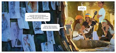 """Reseña de """"GUNG HO 1. Ovejas negras"""" de Benjamin Von Eckartsberg y Thomas Von Kummant - Dibbuks"""