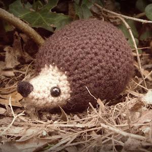 Free amigurumi hedgehog pattern