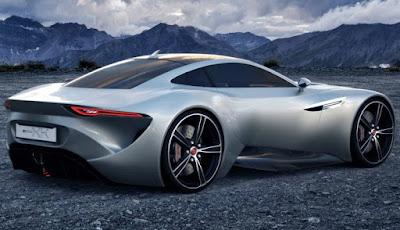 Car Jaguar concept