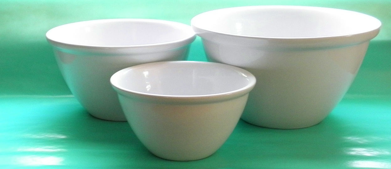 Good Things by David Martha by Mail  Extra Deep Mixing Bowls