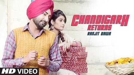 Ranjit Bawa CHANDIGARH RETURNS 3 LAKH Latest Punjabi Song 2016 New Music Video JASSI X