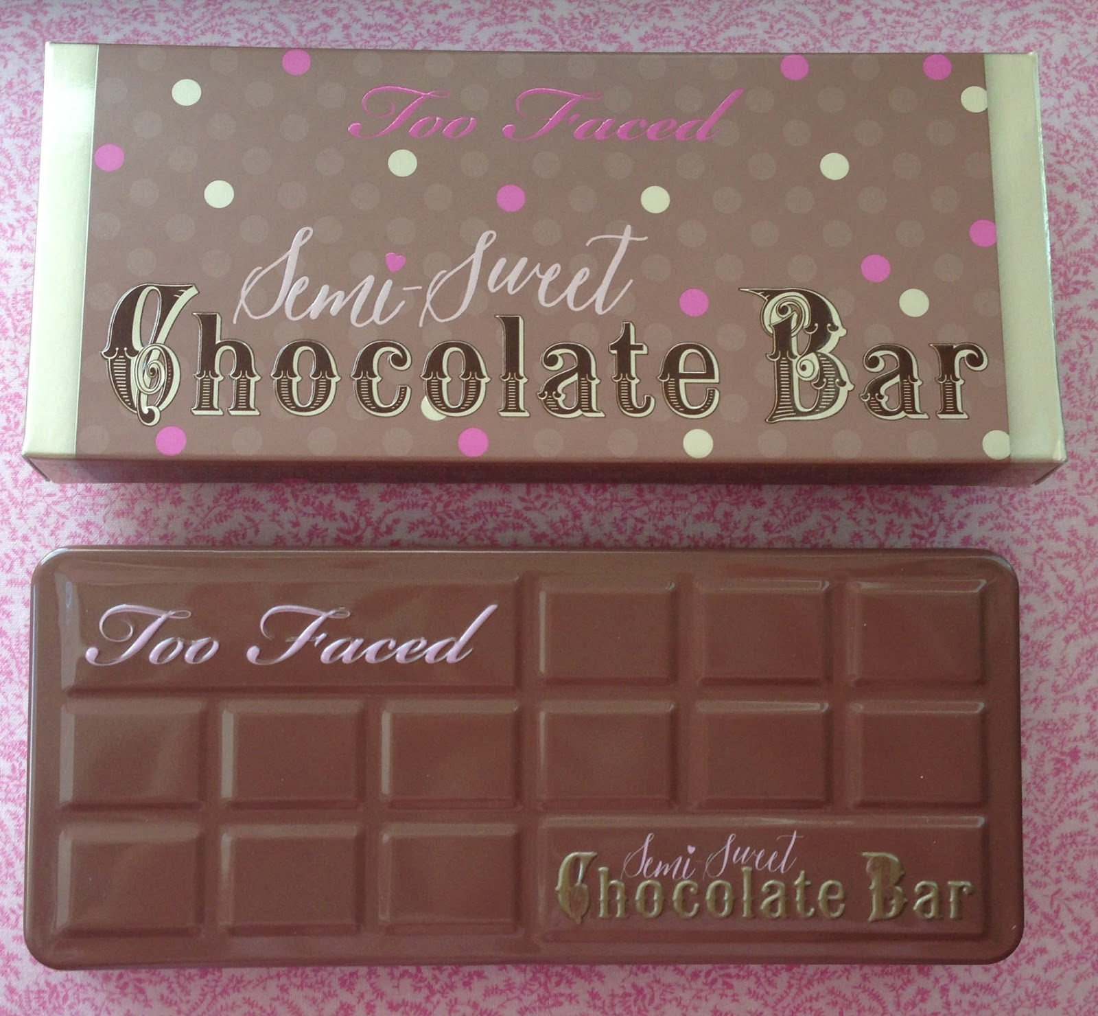 Sharalee S Box Of Chocolates Palette Of The Week Too Faced