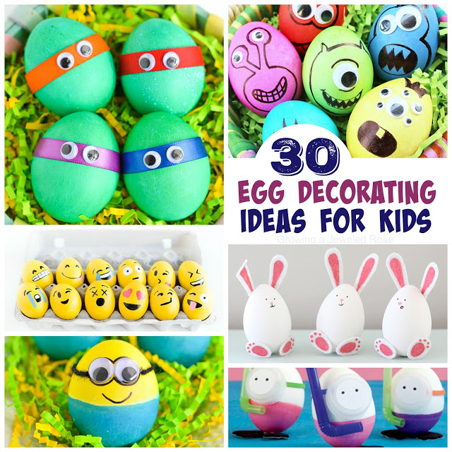 Image result for decorated easter eggs
