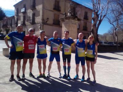 Temporada 2016-2017 - Capitulo LXV Carrera del Doncel de Sigüenza