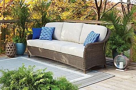 CANVAS Beaumont 3 Seat Sofa