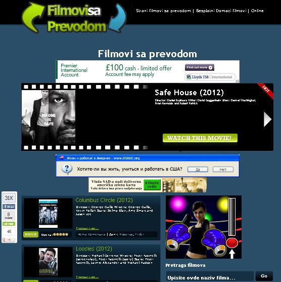 Filmovizija Filmovi Sa Prevodom