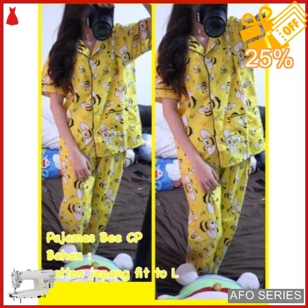 AFO739 Model Fashion Pajamas Bee Modis Murah BMGShop